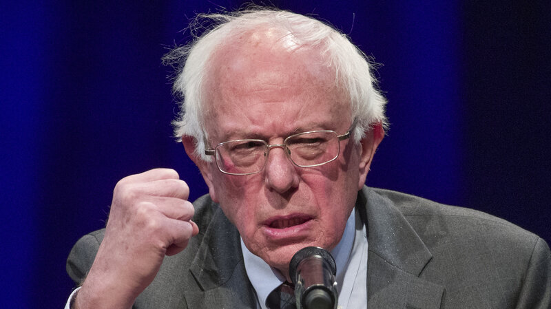 bernie sanders  Bernie Sanders Announces 2020 Presidential Bid : NPR