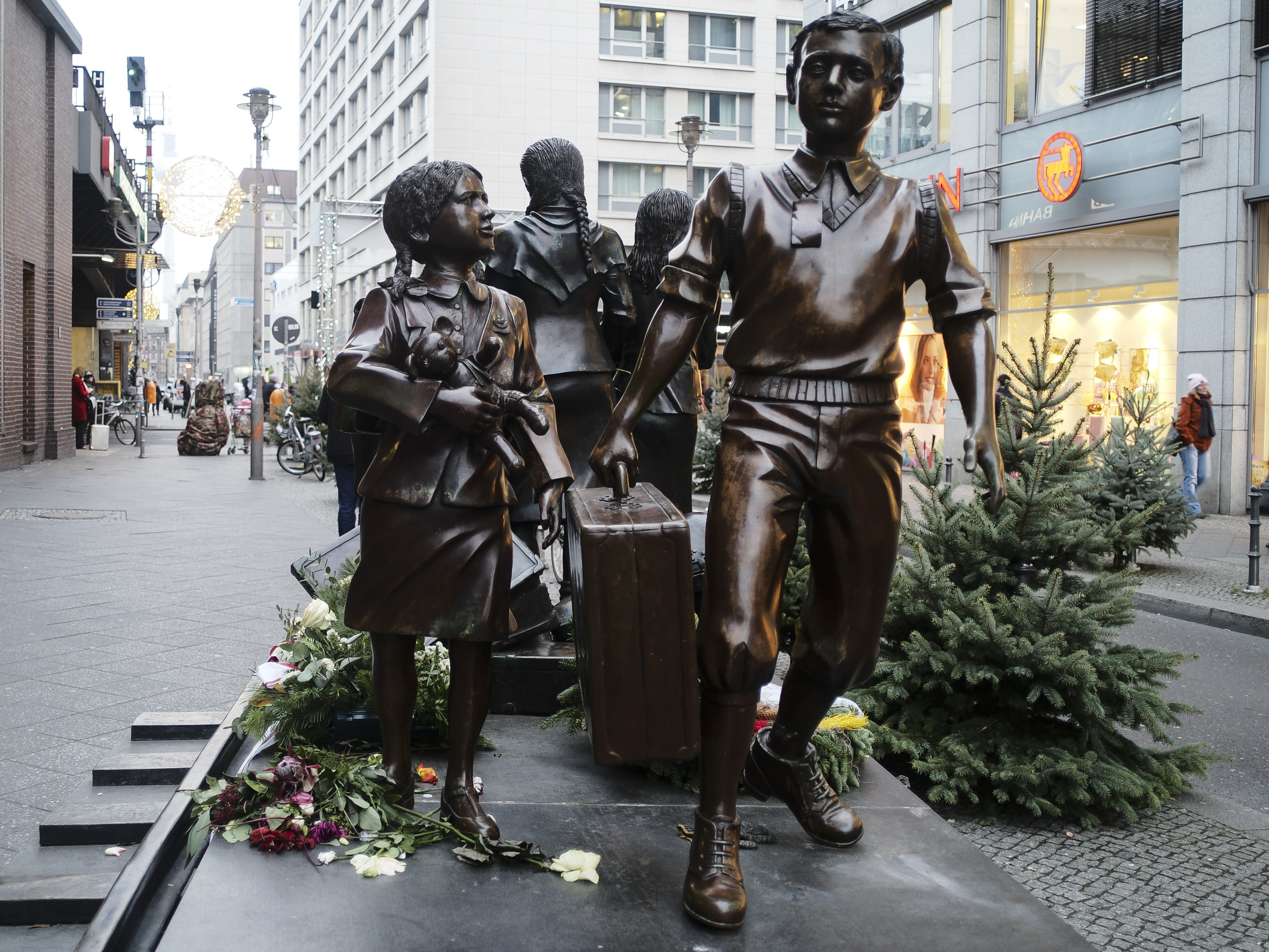 Germany Agrees To Pay Kindertransport Survivors Who Escaped Nazis As Children
