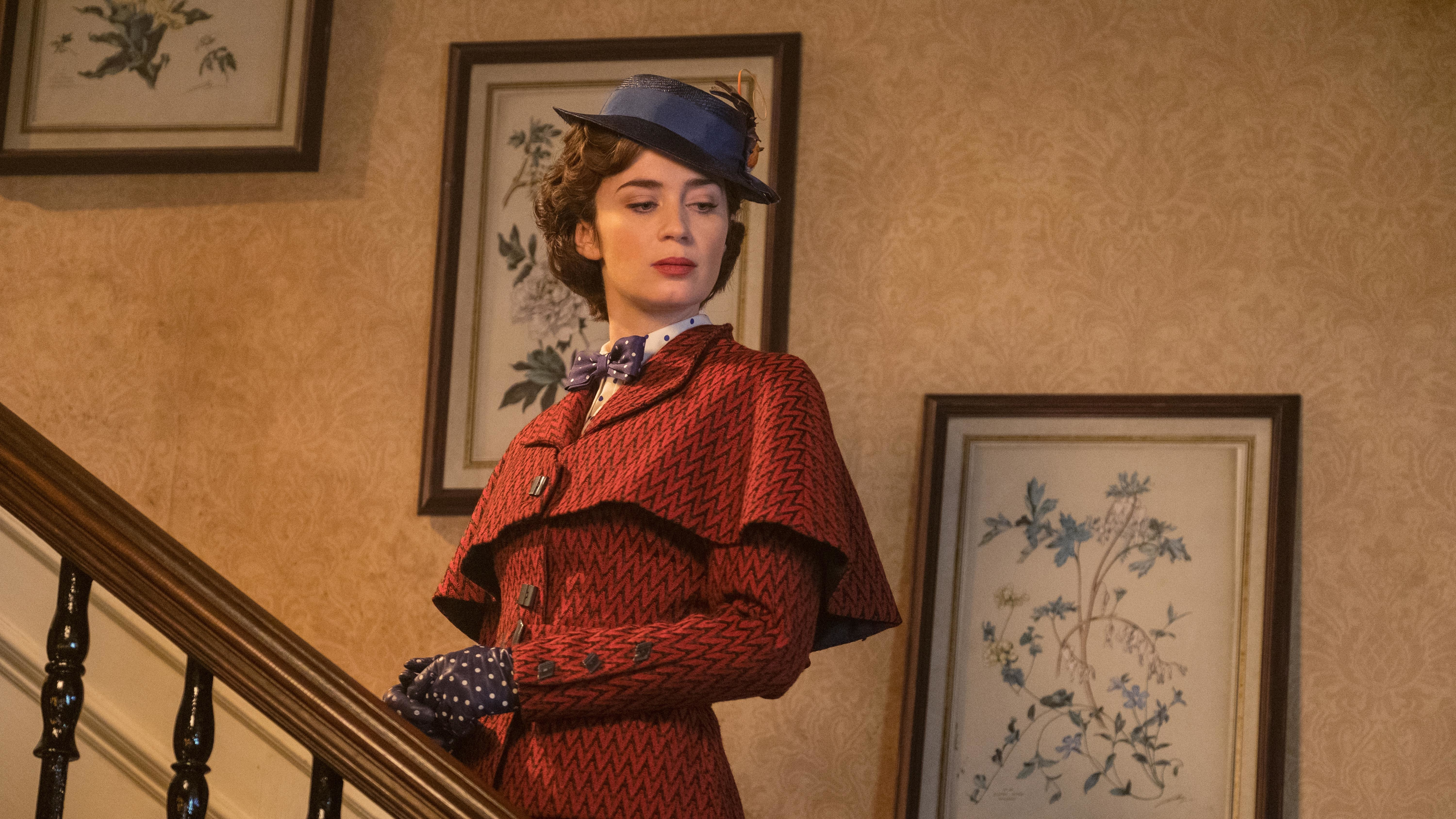 Review Mary Poppins Returns Is Practically Perfect Npr