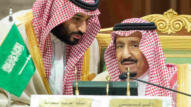 Saudi Arabia Denounces U.S. Senate's Rebukes On Jamal Khashoggi And Yemen War
