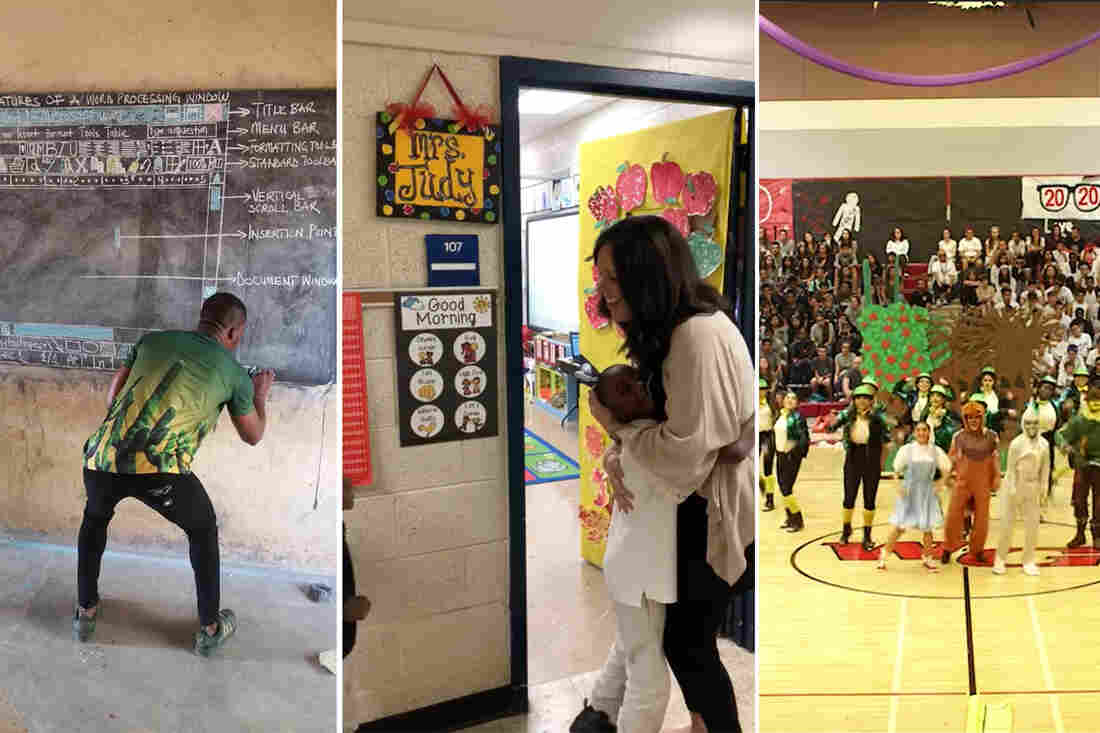The most viral stories about school in 2018.