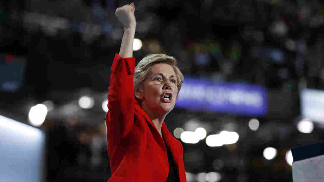 Elizabeth Warren is one step closer to a presidential run