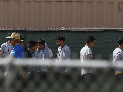 Several Thousand Migrant Children In U.S. Custody Could Be Released Before Christmas