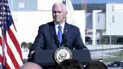 U.S. Space Command Is Revived, As Vice President Pence Unveils Plan In Florida