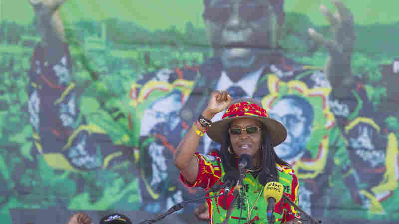 The Saga's Not Over: South Africa Issues Arrest Warrant For Grace Mugabe