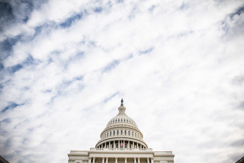 Government Shutdown Threat Diminishes House To Vote On Senate Ok D