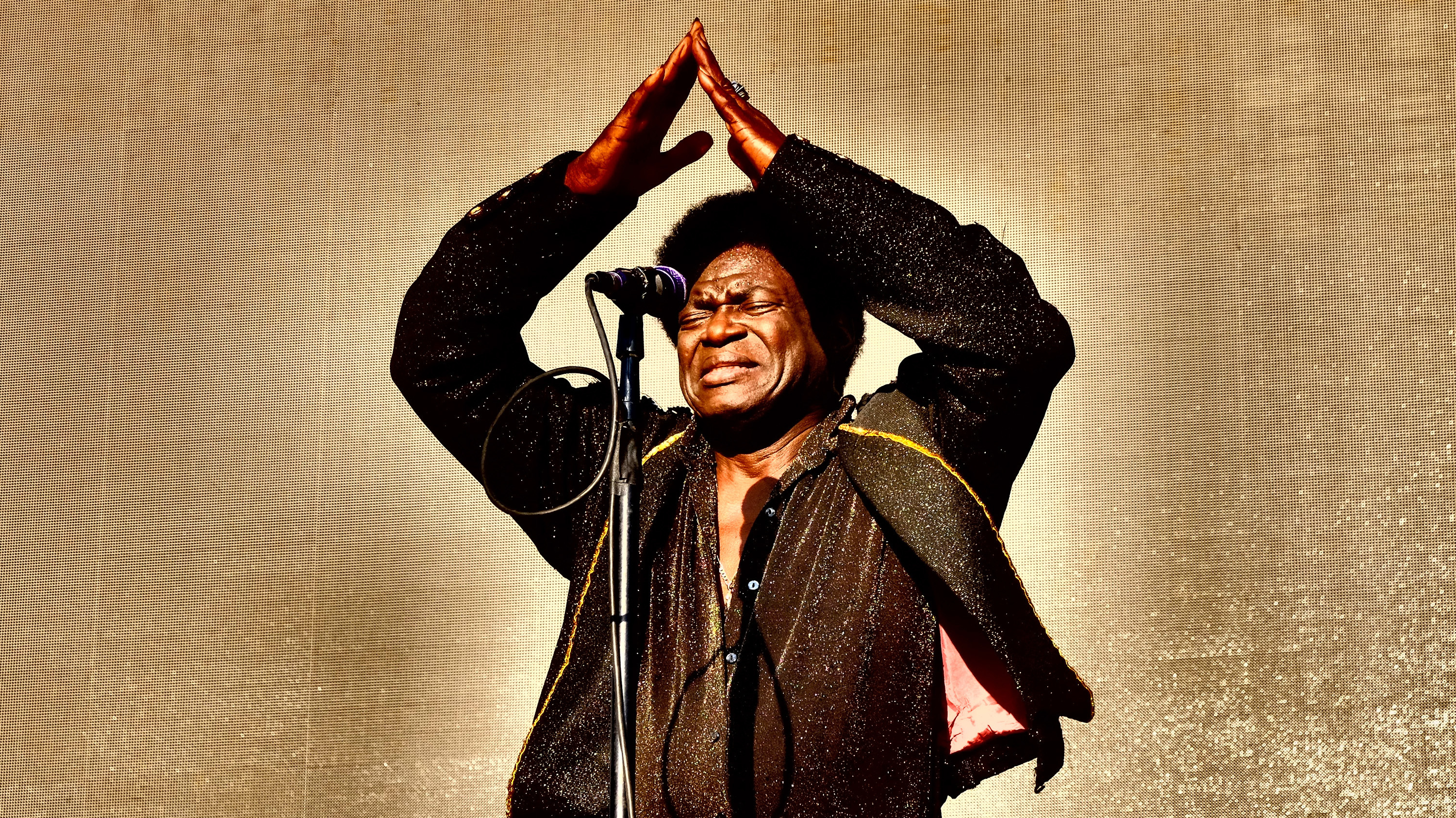 On Charles Bradley: Sweaty Hugs And Screams 'From The Center Of The Earth'