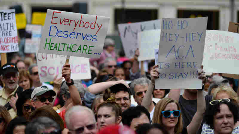 5 Ways Nixing The Affordable Care Act Could Upend U.S. Health System