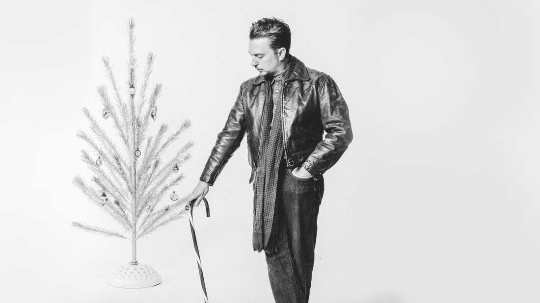 JD McPherson Has The Ugly Sweater Blues