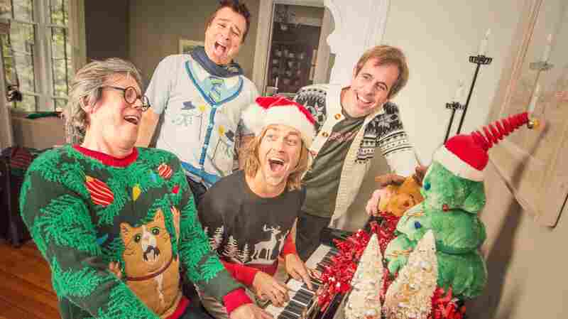 Old 97's Show Love For The Holidays