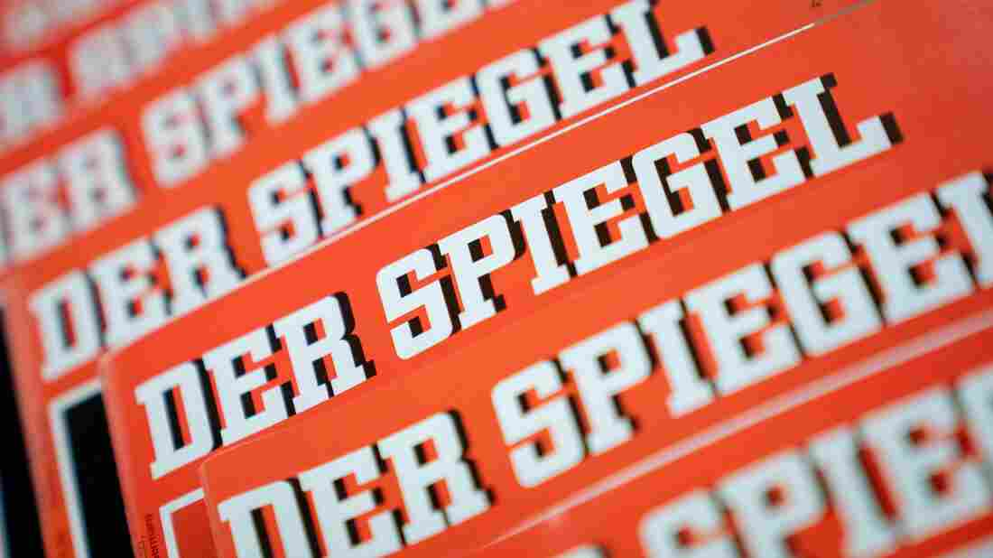 Der Spiegel Admits Top Reporter Faked Stories for Years