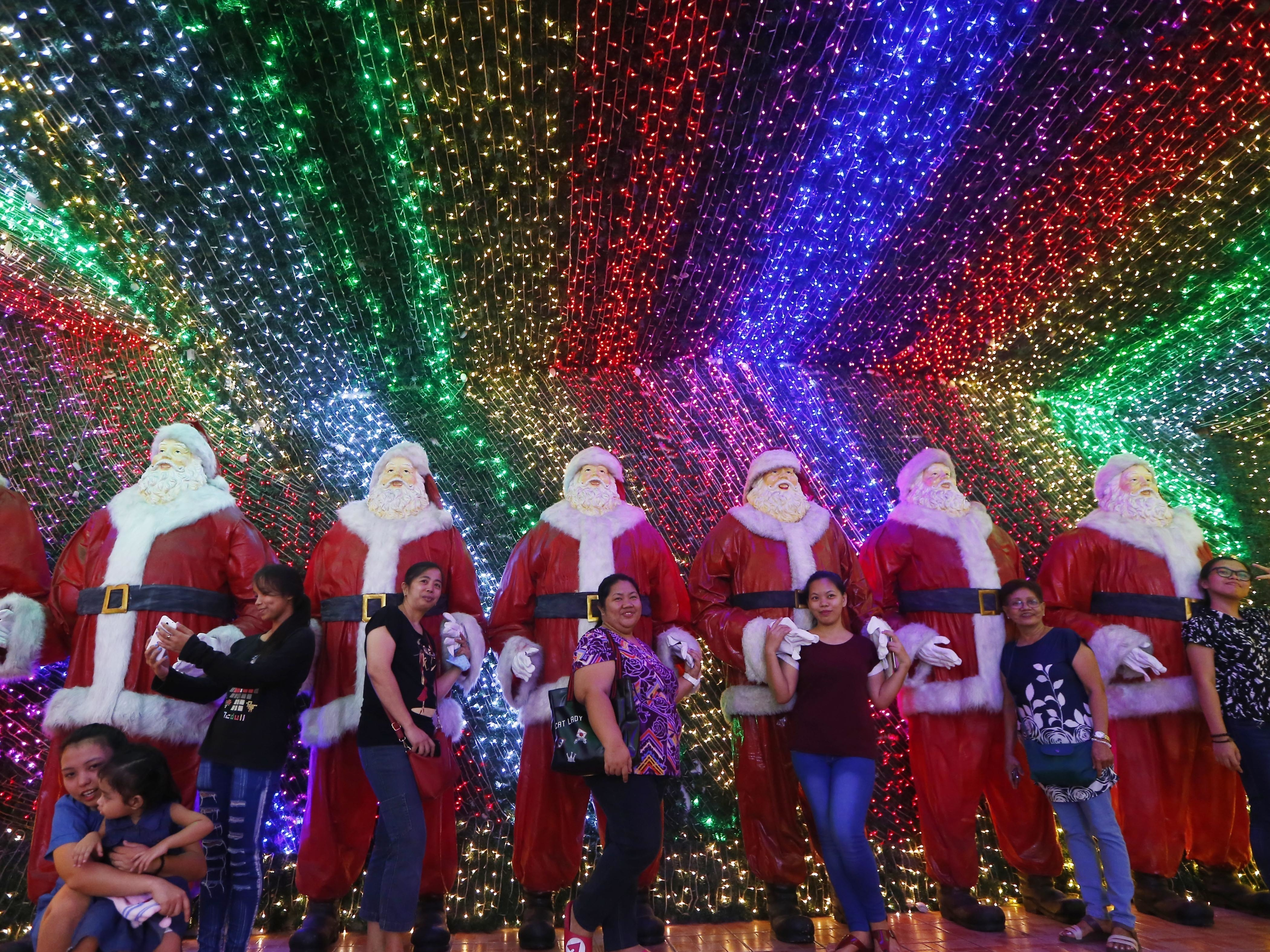 Love The Holidays? The Philippines Celebrates 4 Months Of
