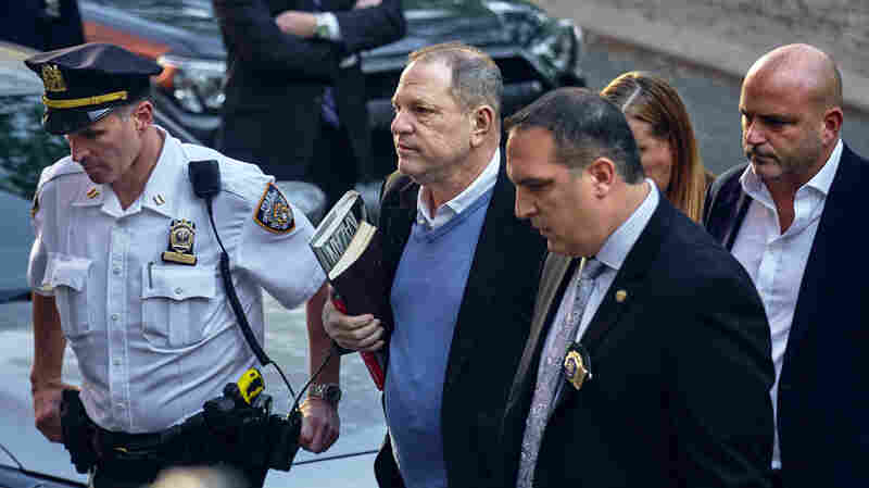 Judge Denies Bid To Drop Sex Assault Charges Against Harvey Weinstein