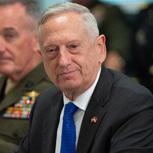 READ: Defense Secretary Jim Mattis' Letter Announcing His Resignation