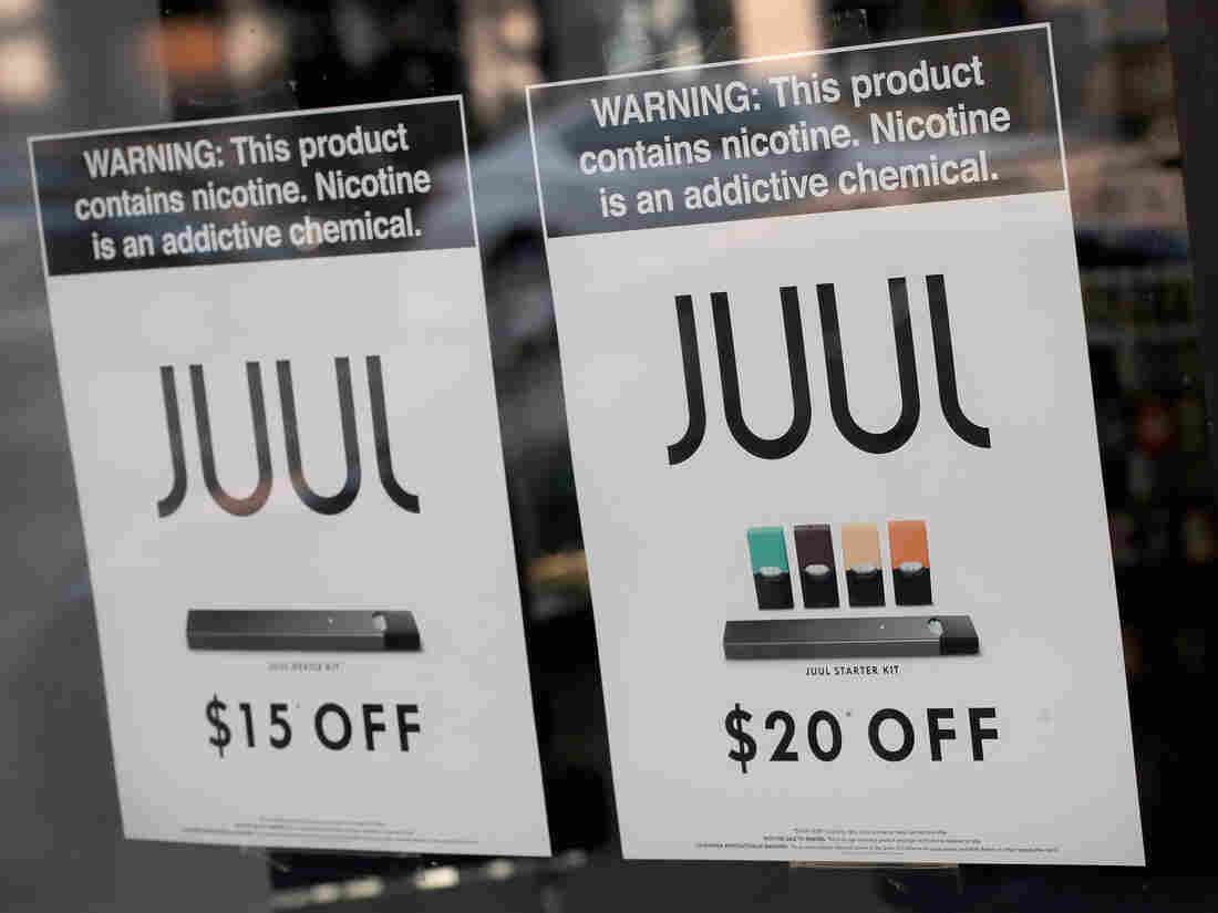 Altria spending $12.8B for a stake in e-vapor company JUUL