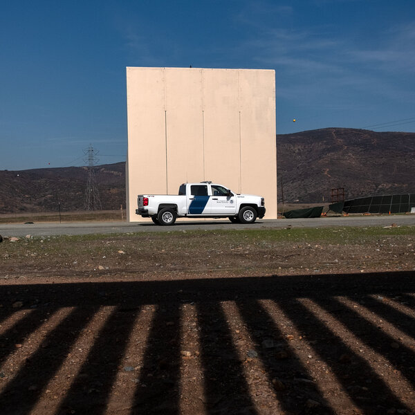 FACT CHECK: Mexico Isn't Paying For The Border Wall, Military Unlikely To Build It