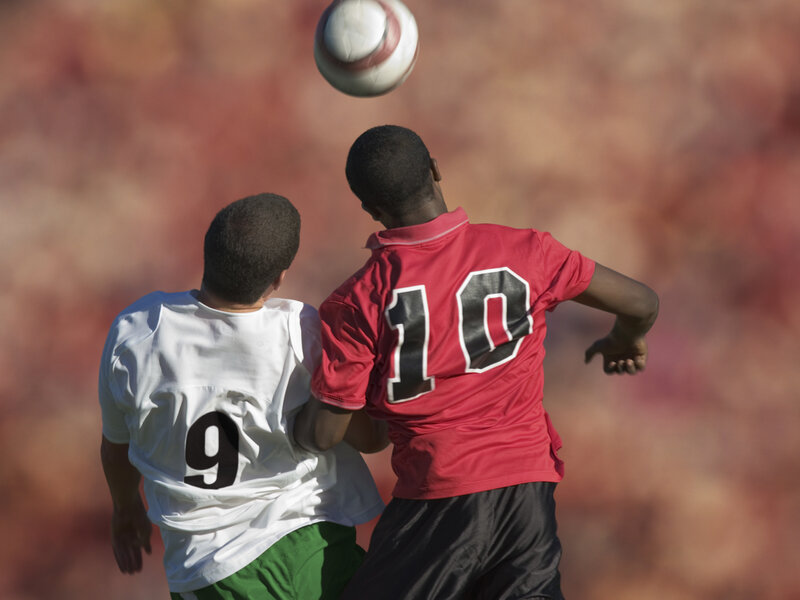 Soccer Heading Not Collisions >> An Engineer Jostles Living Brains To Learn How Hits To The Head