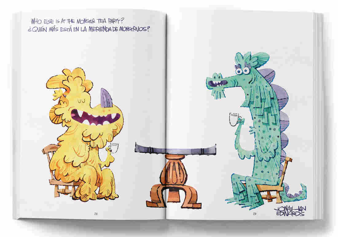 Book Without Borders By 80 Artists Lets Kids Color Outside The