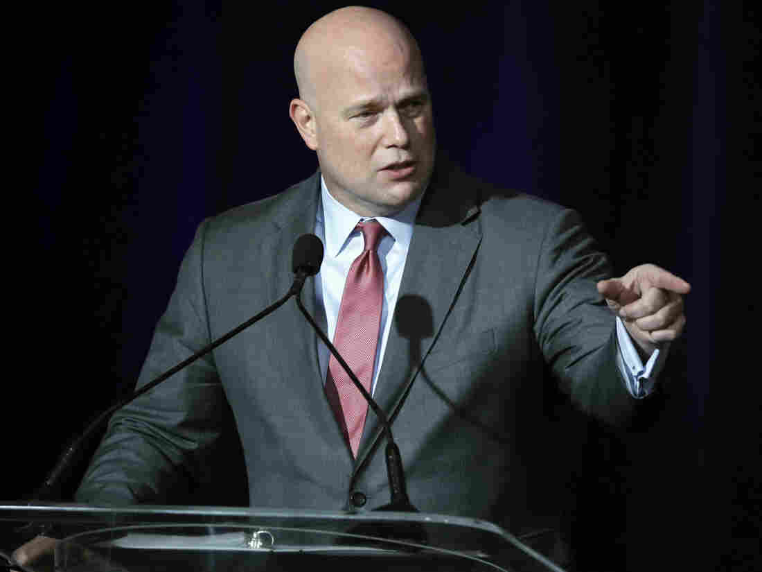 DOJ panel: Whitaker not required to recuse from overseeing Mueller