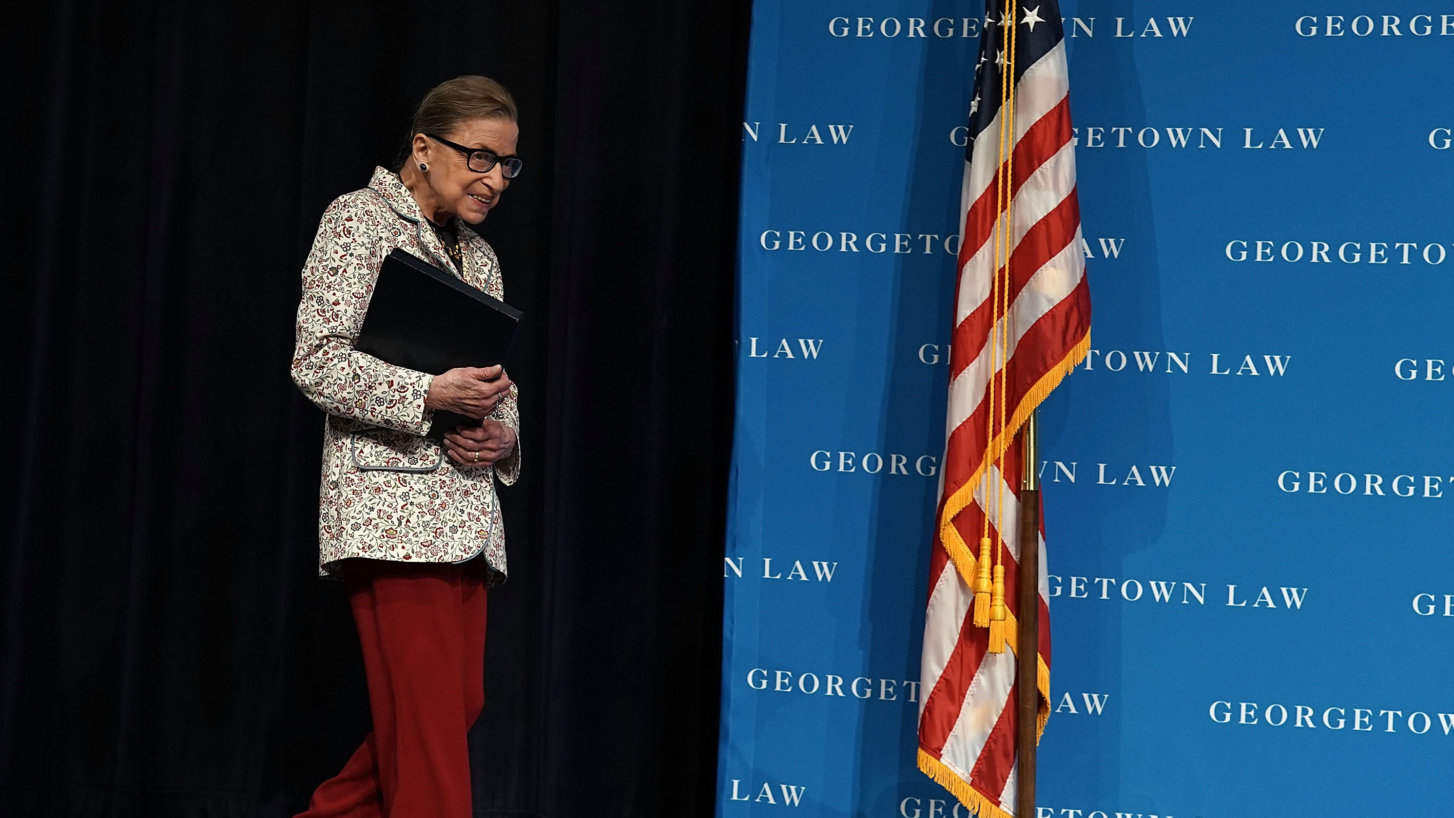 Ruth Bader Ginsburg Underwent Successful Pulmonary Lobectomy