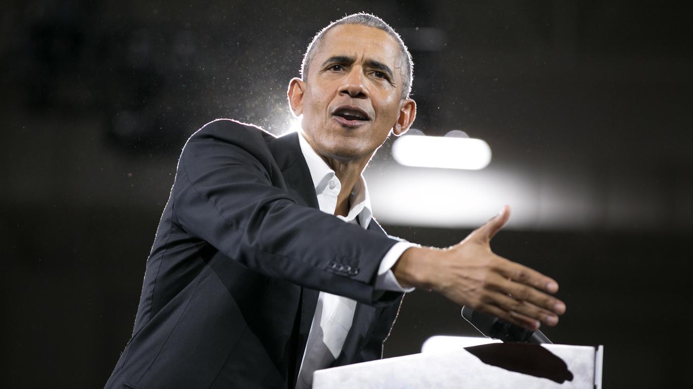Barack Obama Brings Lin-Manuel Miranda's 'Hamildrops' Series Full Circle