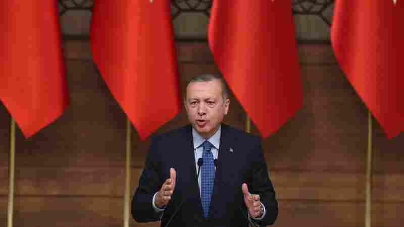 Turkey Warmly Embraces Trump's Syria Withdrawal And Delays A Planned Offensive