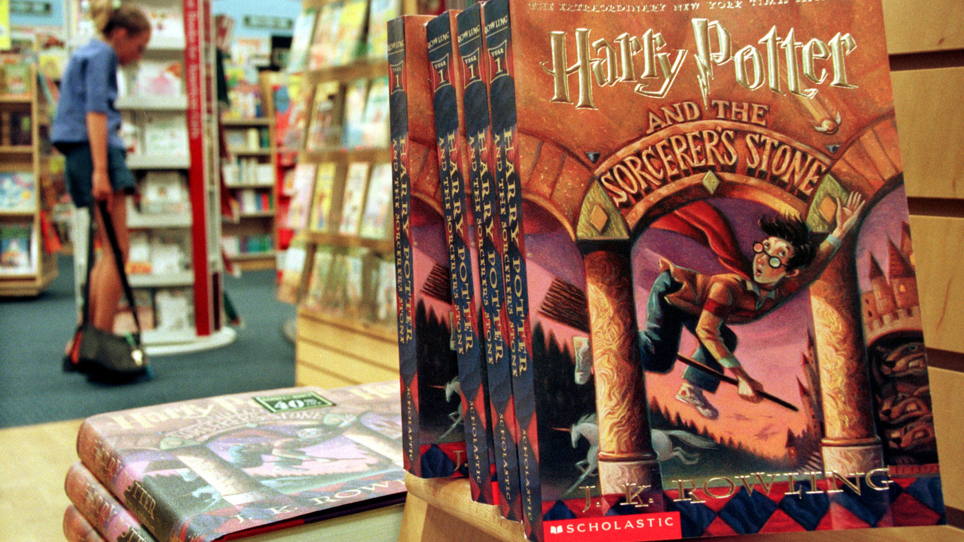 How Harry Potter Has Brought Magic To Classrooms For More Than 20 Years - NPR thumbnail