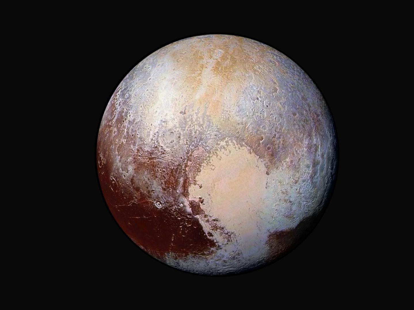 Way Beyond Pluto, An Icy World Is Ready For Its Close-Up