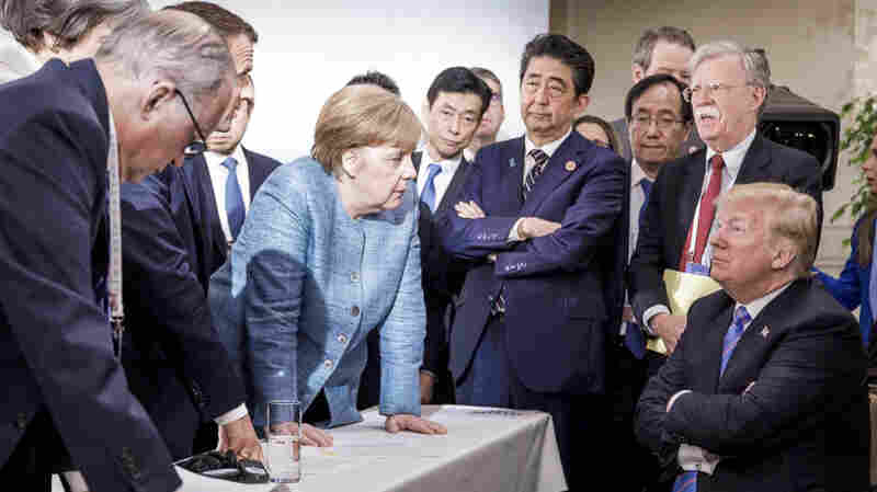 Opinion: 5 Ways The U.S. Retreated From The World Stage Under Trump This Year