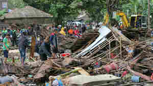 Death Toll Rises, Hundreds Dead After Tsunami Hits Indonesia