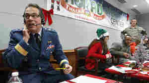 Santa Tracker Unaffected By Government Shutdown, NORAD Says