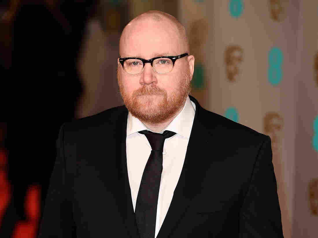 Jóhann Jóhannsson attends the EE British Academy Film Awards in London in 2015.