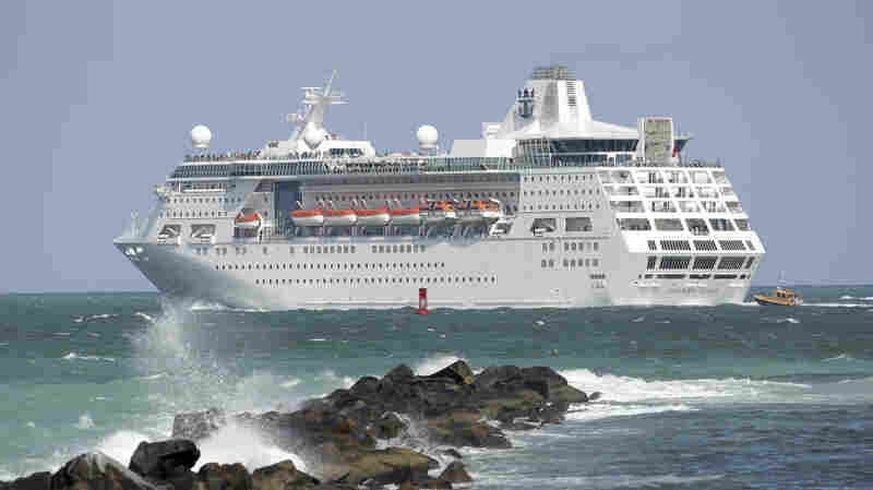 Rerouted Cruise Ship Rescues 2 Fishermen Stranded In The Caribbean