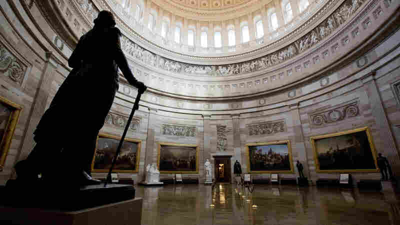 Violence Against Women Act Expires Because Of Government Shutdown
