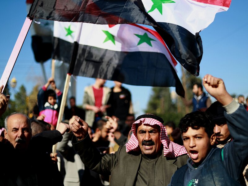 Image result for Syrian Kurds  fight