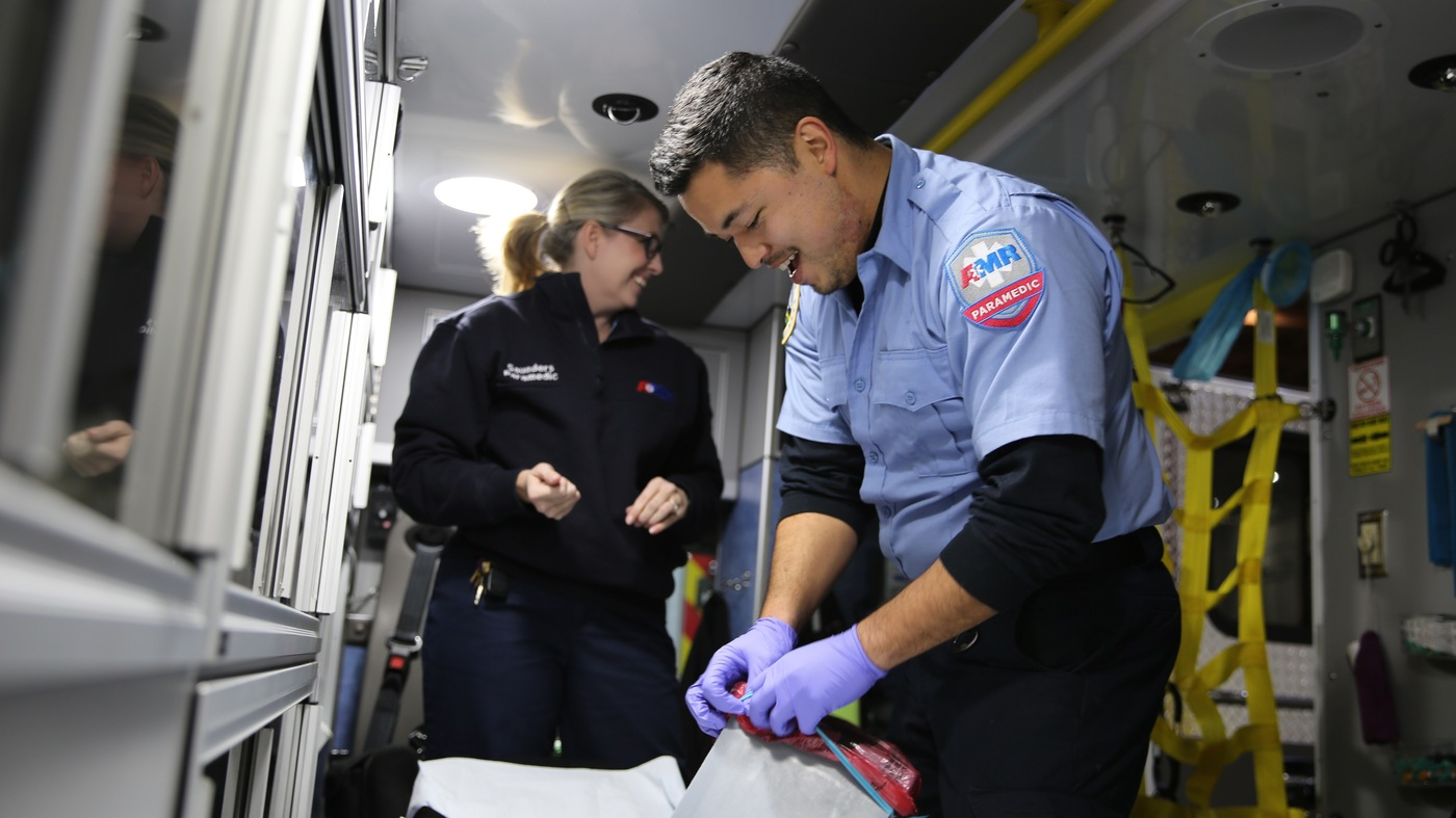 Emergency Medical Responders Confront Racial Bias