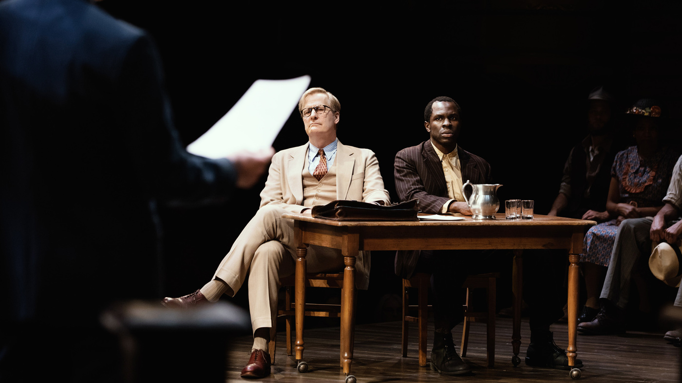 Aaron Sorkin Brings 'To Kill A Mockingbird' To The Broadway
