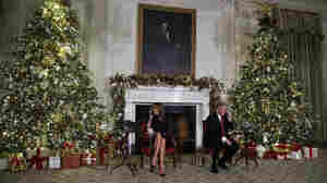 President Trump To 7-Year-Old: 'Are You Still A Believer In Santa?'
