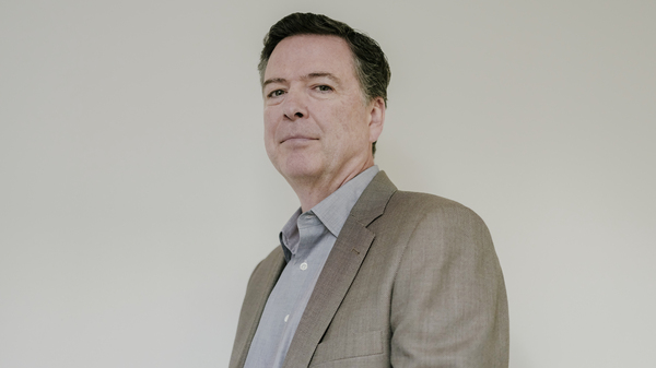 Former FBI Director James Comey's April 2018 book, A Higher Loyalty, was a scathing review of the Trump presidency.