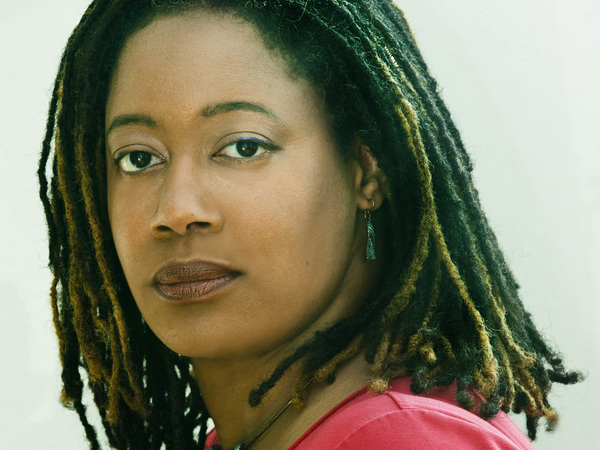 Author N.K. Jemisin won her third Hugo Award this year for The Stone Sky.