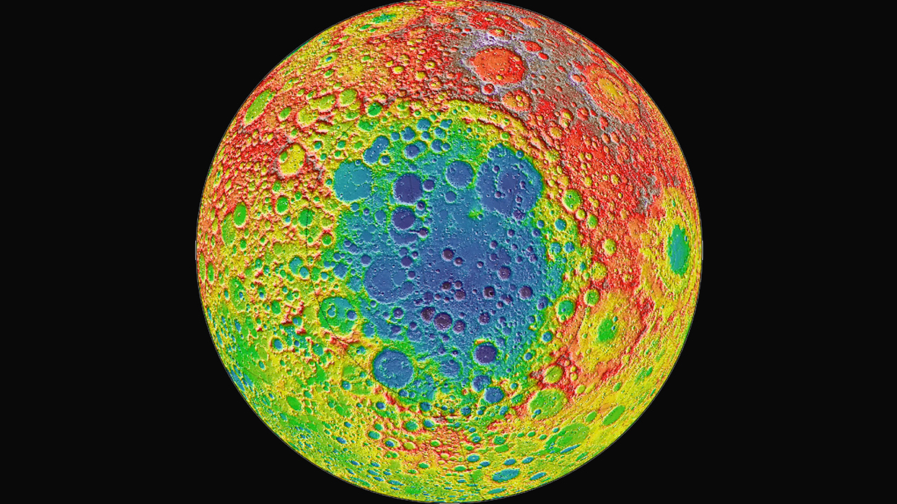 China's Lunar Lander To Explore Moon's Far Side