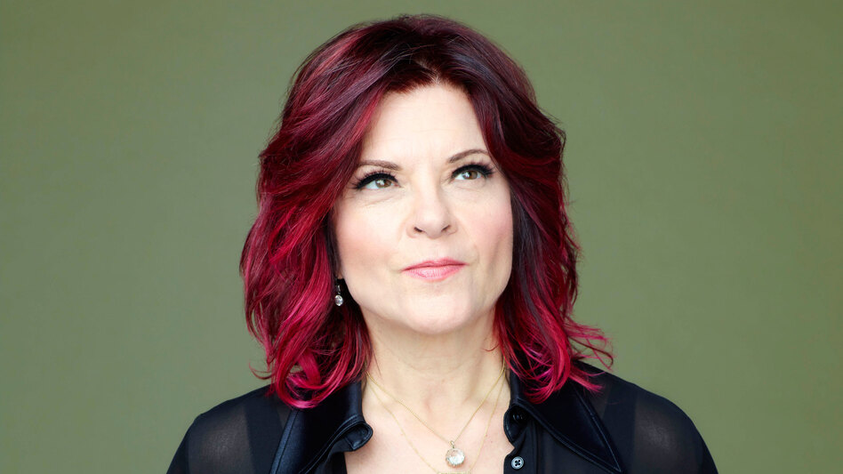 Rosanne Cash on the importance of living out loud