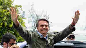 Jair Bolsonaro, A Polarizing Figure, Prepares To Become Brazil's President