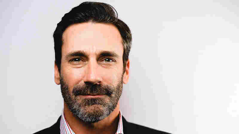 Jon Hamm poses at the 2017 SXSW Baby Driver premiere on March 11, 2017 in Austin, Texas.