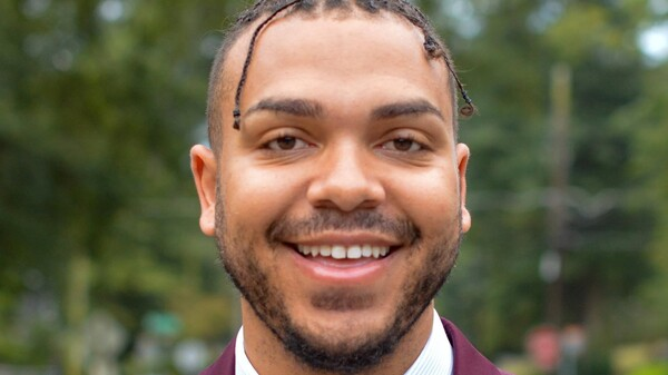 Greg McKelvey works as director of advocacy for a nonprofit.
