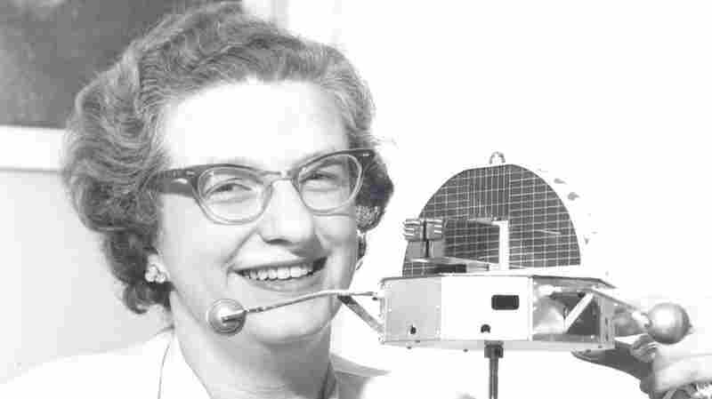Nancy Grace Roman, 'Mother Of Hubble' Space Telescope, Has Died, At Age 93