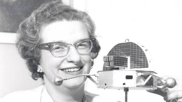 Nancy Grace Roman,  Mother Of Hubble  Space Telescope, Has Died, At Age 93