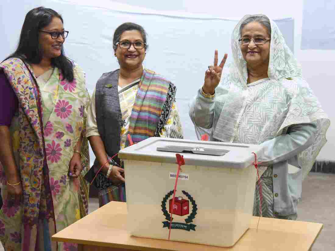 17 killed in Bangladesh election violence