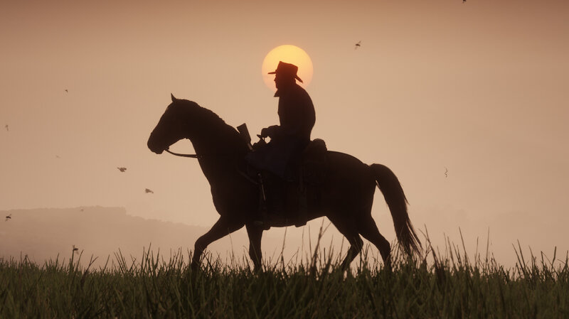 Reading The Game: Red Dead Redemption 2 : NPR