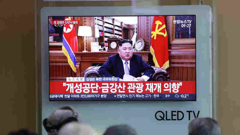 Kim Jong Un Wants New Summit With Trump, But Also Issues A Veiled Warning